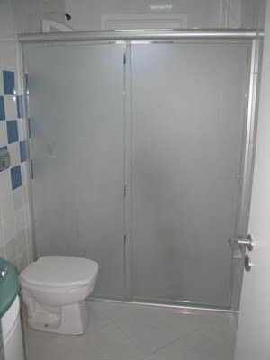 Box de Banheiro Frontal em Jaçanã - Box para Banheiro Vidro Temperado