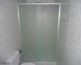 Box de Banheiro Jateado Preço na Mooca - Box em Vidro Temperado