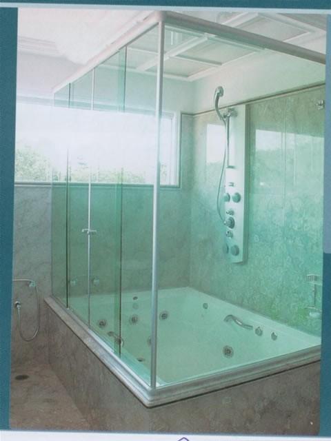 Box de Banheiro Melhor Preço na Cidade Tiradentes - Box de Vidro para Banheiro