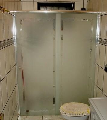 Box de Banheiro Melhores Preços na Saúde - Box Vidro Temperado