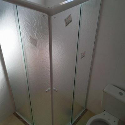 Box de Banheiro na Mooca - Box Vidro Temperado