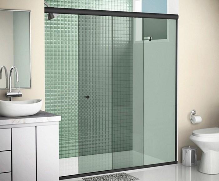 Box de Banheiro Preço Acessível em José Bonifácio - Box para Banheiro Vidro Temperado