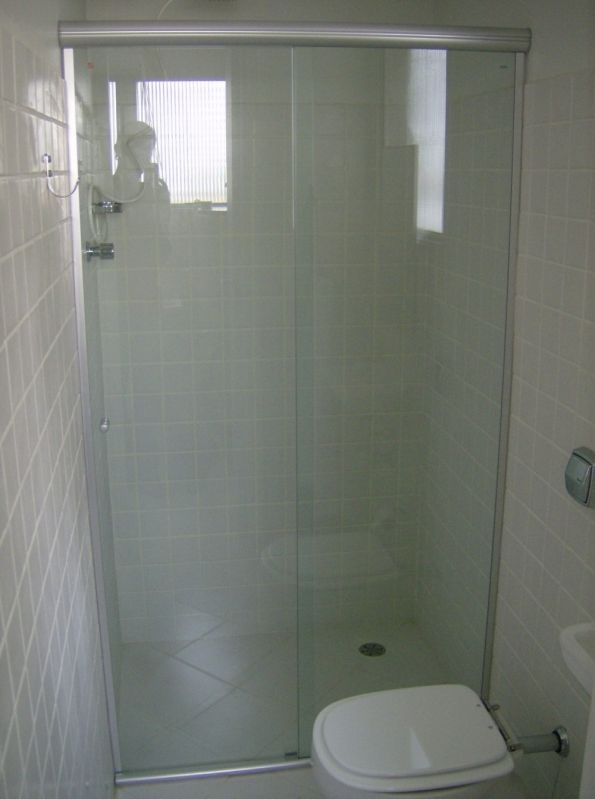 Box de Banheiro Preços Baixos em Diadema - Box em Vidro Temperado