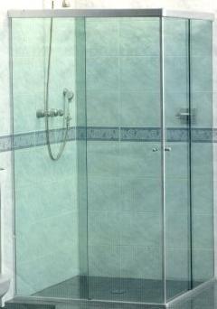 Box de Banheiro Valor Acessível em Santo André - Box Vidro Temperado