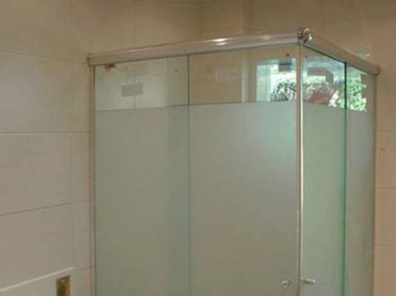 Box de Canto Jateado na Cidade Jardim - Box para Banheiro em Interlagos