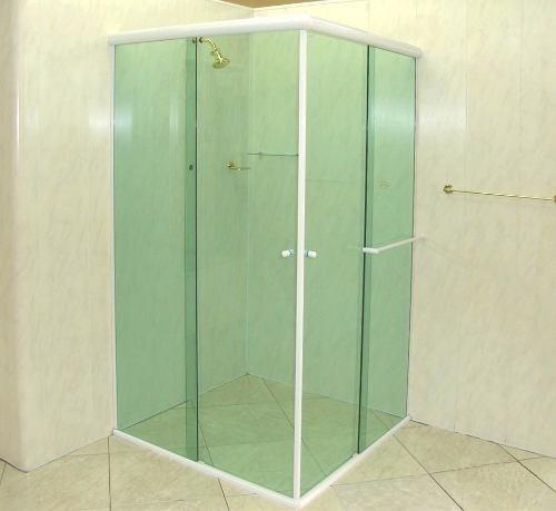 Box de Vidro para Banheiro Melhores Valores em José Bonifácio - Box Vidro Temperado Preço