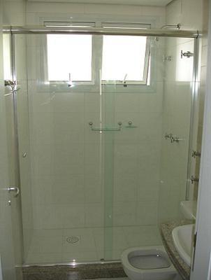 Box de Vidro para Banheiro Menor Preço na Água Funda - Box para Banheiro SP