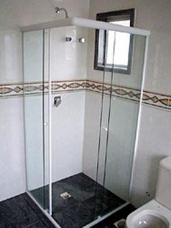 Box de Vidro para Banheiro Menores Preços em Jaçanã - Box Vidro Temperado Preço