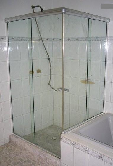 Box de Vidro para Banheiro Menores Valores no Campo Grande - Box para Banheiro no Taboão da Serra