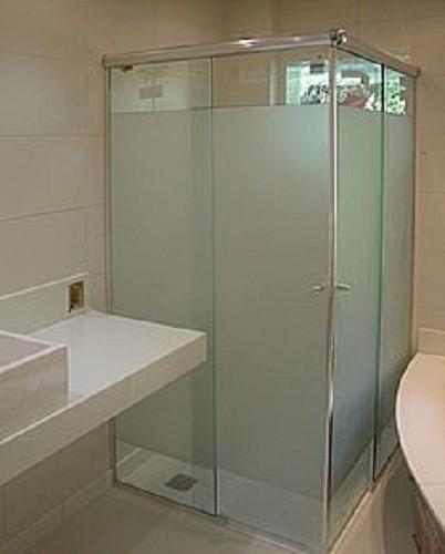 Box de Vidro para Banheiro Onde Adquirir no Aeroporto - Box de Vidro Temperado