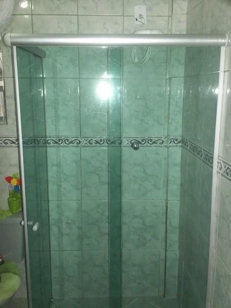 Box de Vidro para Banheiro Preço no Jardim São Luiz - Box de Vidro Temperado