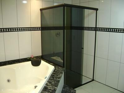 Box de Vidro para Banheiro Preços em São Bernardo do Campo - Box de Vidro Temperado