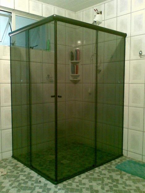 Box de Vidro para Banheiro Valores Acessíveis no Socorro - Box para Banheiro na Zona Leste