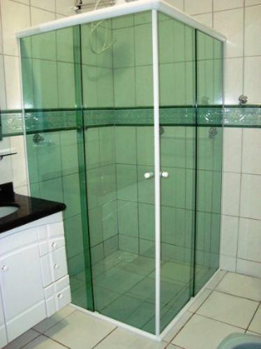 Box para Banheiro Valores Baixos no Campo Grande - Box de Vidro para Banheiro
