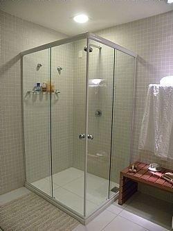 Box para Banheiros Onde Adquirir no Sacomã - Box Vidro Temperado Preço