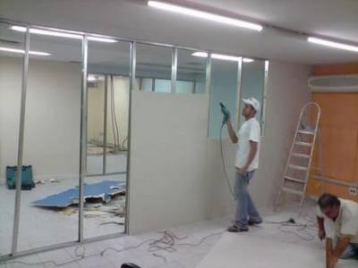 Divisória de Drywall Melhor Valor no Campo Grande - Divisória de Drywall em Interlagos