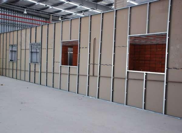 Divisória de Drywall Onde Adquirir em Guianazes - Divisória de Drywall no Campo Belo