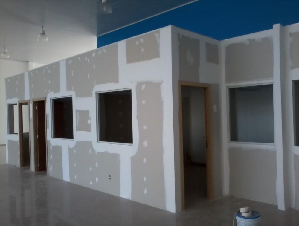 Divisória de Drywall Onde Fazer no Ibirapuera - Divisória de Drywall em Interlagos