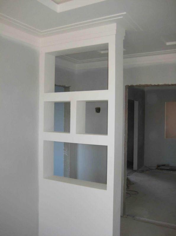 Divisória de Drywall Preço Acessível na Vila Curuçá - Divisória de Drywall em Interlagos