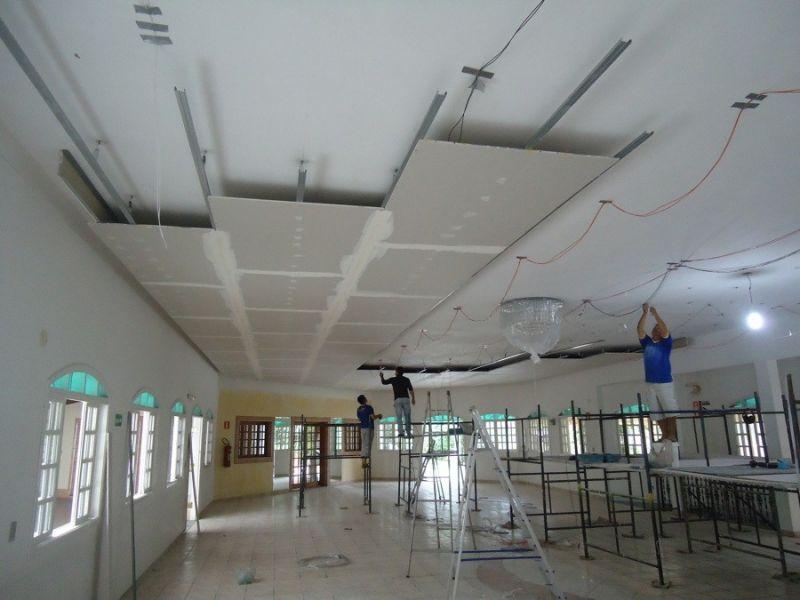 Divisória em Drywall Menor Valor em Jaçanã - Divisória de Drywall na Zona Leste