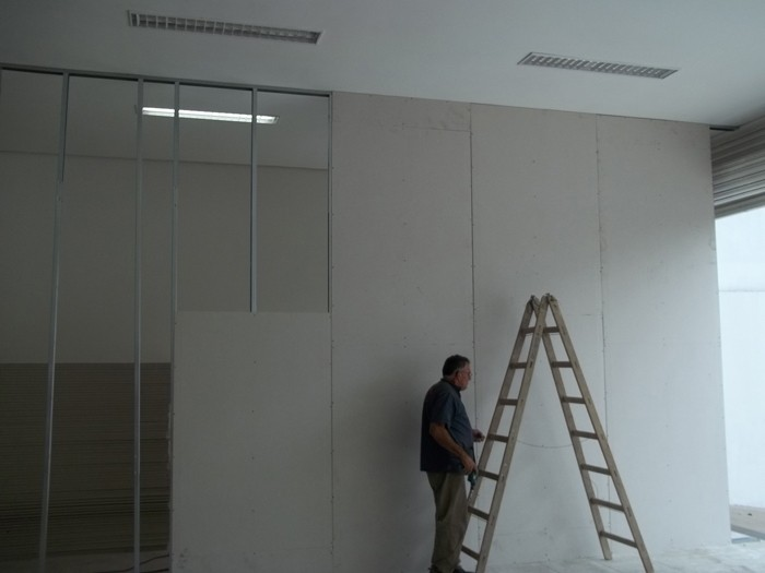 Divisória em Drywall Preços Baixos na Cidade Tiradentes - Divisória de Drywall na Zona Leste