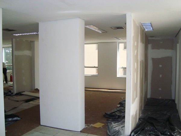 Divisória em Drywall Valor Baixo no Jabaquara - Divisória de Drywall