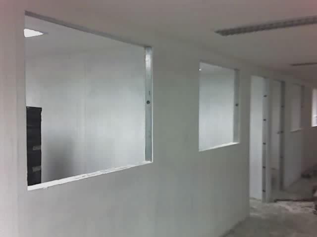 Divisória em Drywall Valores na Zona Norte - Divisória de Drywall na Zona Oeste