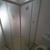 Box de banheiro em Santo André