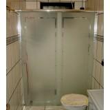Box de banheiro melhores preços em São Caetano do Sul