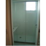 Box de banheiro menores preços na Vila Esperança