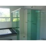 Box de banheiro preço baixo na Casa Verde