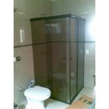 Box de banheiro preços acessíveis no Jardim São Luiz
