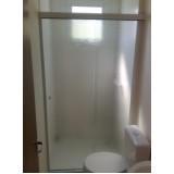 Box de banheiro valor baixo em Moema