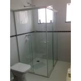 Box de banheiro valores baixos em Interlagos