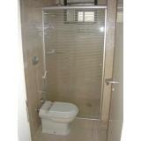 Box de banheiro valores em Sapopemba