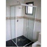 Box de vidro para banheiro menores preços em Jaçanã