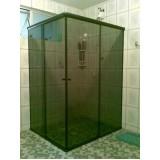 Box de vidro para banheiro onde achar em São Bernardo do Campo