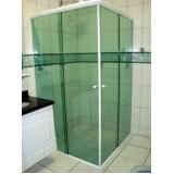 Box de vidro para banheiro onde conseguri em José Bonifácio