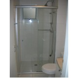 Box de vidro para banheiro preço baixo no Mandaqui