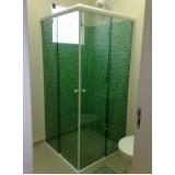 Box de vidro para banheiro preços baixos em Santana