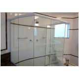 Box de vidro para banheiro valor baixo em Cachoeirinha