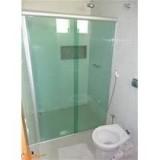Box de vidro para banheiro valores baixos no Jabaquara