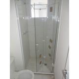 Box de vidro para banheiro valores na Casa Verde