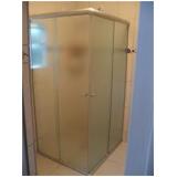 Box para Banheiro menor valor em Cachoeirinha