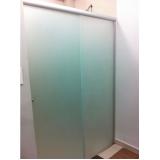 Box para Banheiro menores preços no Tremembé