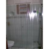 Box para banheiros melhor preço na Vila Esperança