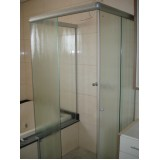 Box para banheiros melhores valores na Cidade Ademar
