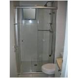 Box para banheiros no Brooklin