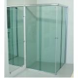 Box para banheiros onde conseguir em Cachoeirinha