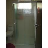 Box para banheiros preço acessível no Jockey Club